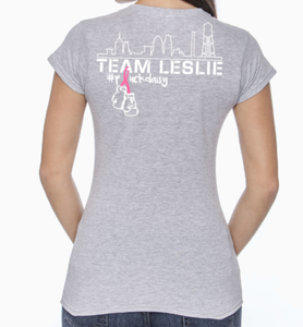Team Leslie Fundraising Campaign