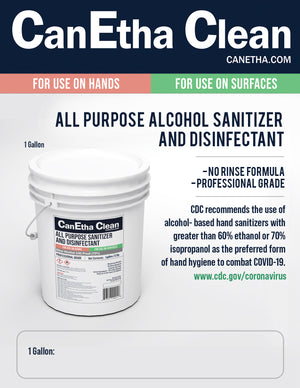 CanEtha 1 Gallon Bucket
