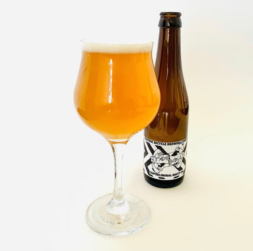 Super Liminal Brett IPA Single Bottle