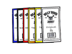 Billy Bobs Beef Jerky