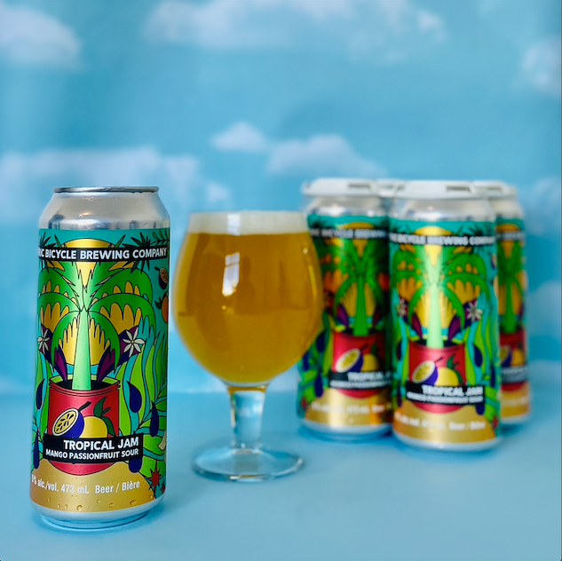 Tropical Jam - Mango Passionfruit Sour