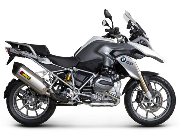 Akrapovic R1200GS WC (13-)|ADV WC (14-) Slip-On Exhaust