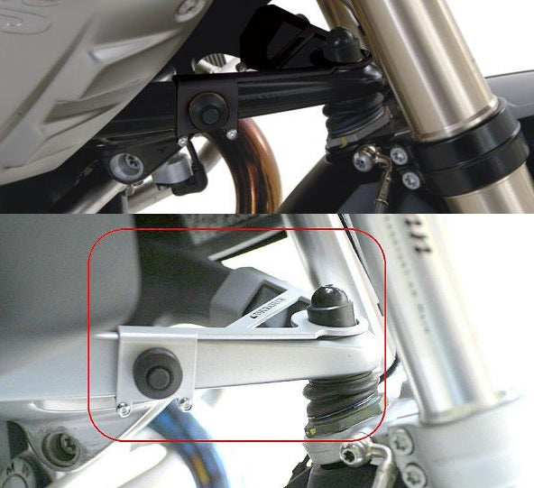 Touratech R1200GS|ADV Hard Part LA  Steering Stop Protector