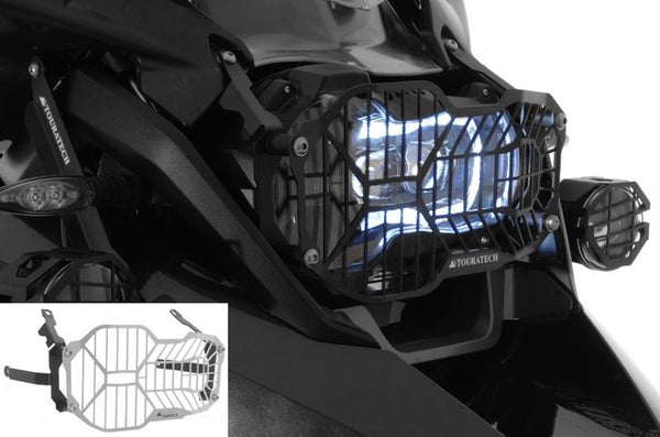 Touratech R1250GS|1200GS WC|1250GS ADV|ADV WC Stainless Steel Headlight Guard