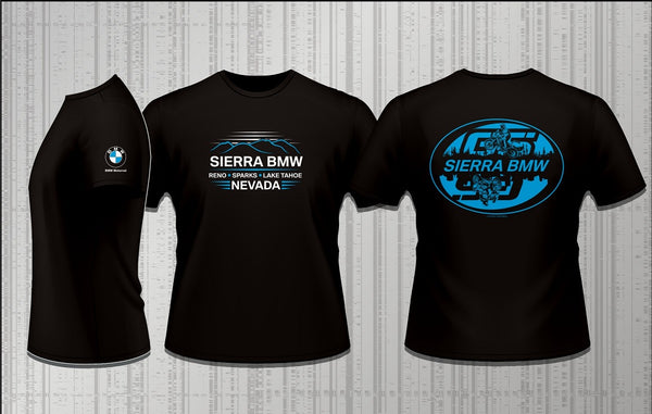 BMW Motorcycles GS Enduro Shirt - Sierra BMW
