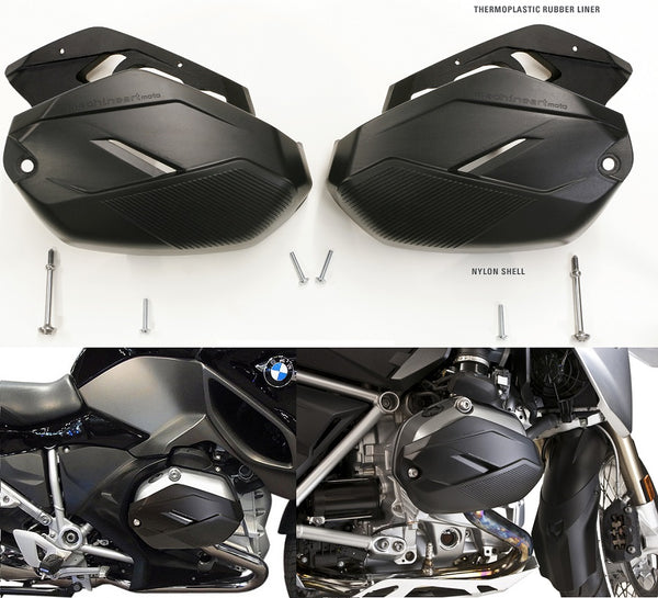 MachineArtMoto R1200 Boxer WC X-Head Guards