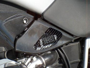 Ilmberger R1200GS (05-07) CF Lower Side Cover Set