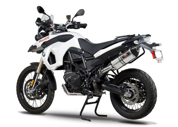 Yoshimura F800GS ADV|F800GS|F700GS|F650GS2 R-77 Slip-On Exhaust