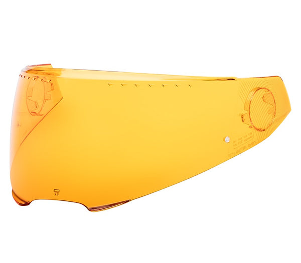 Schuberth C4 Faceshield Hi-Viz Amber