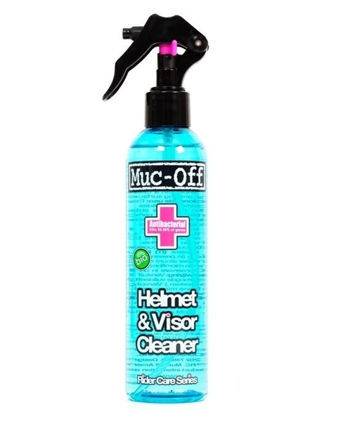 Muc-Off Helmet & Visor Cleaner 250ml Refill