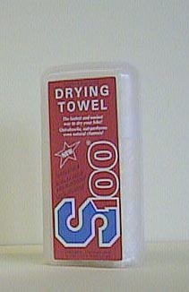 S100® Motorcycle Drying Towel