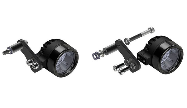 Clearwater F800GT Darla Fork Mount Light Kit