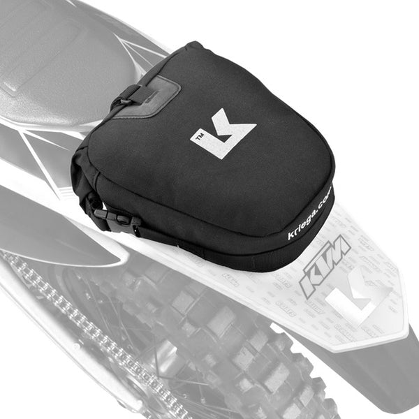 Kriega Rally Pack Waterproof Motorcycle Fender Pack