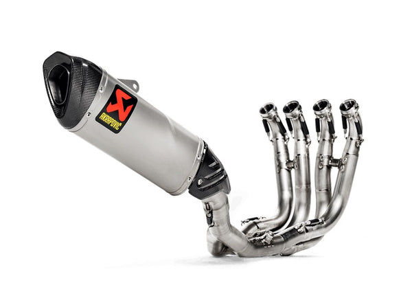 Akrapovic S1000RR (20-) Racing Exhaust System