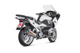Akrapovic R1200RT WC Slip-On Exhaust
