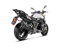 Akrapovic R1200RS WC (16-on)|R WC (15-on) Slip-On Exhaust - Black