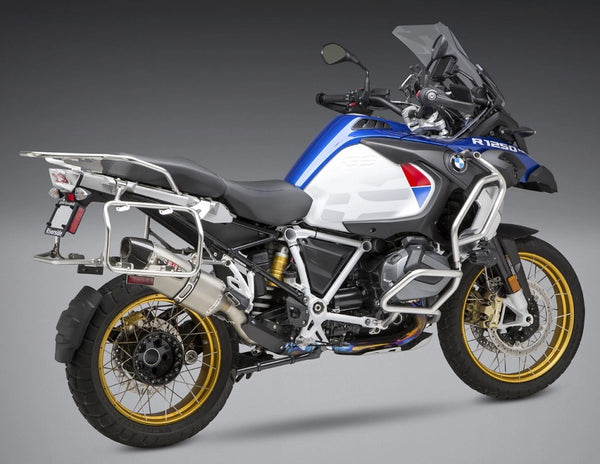 Yoshimura R1250GS | R1250GSA | R1200GS WC | R1200GSA WC R-77 Works Finish Slip-On Exhaust