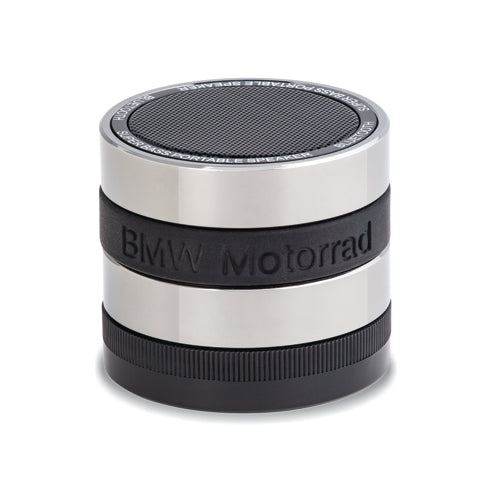 BMW Motorcycles Portable Bluetooth Speaker