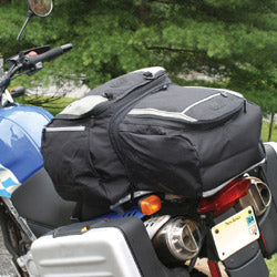 BMW G650GS|F650GS|Dakar 62 Liter Expandable Soft Luggage System