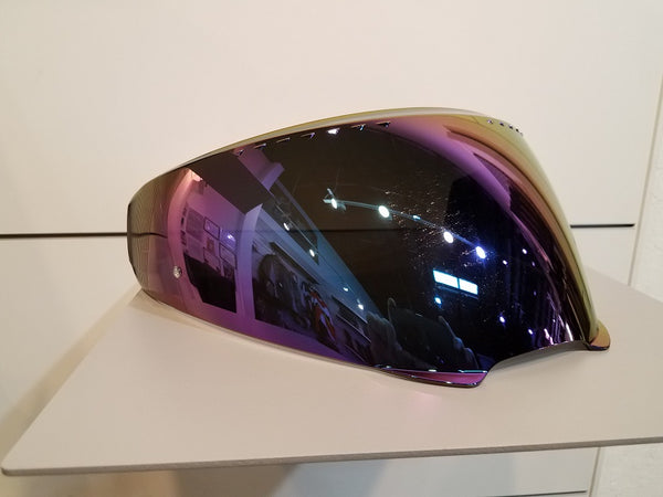 Schuberth C4 Faceshield Mirrored Iridium