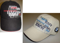 BMW Motorcycles Pattern Cap