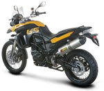 Akrapovic F800GS|ADV|F700GS|F650GS2 Slip-On Exhaust