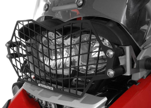 Touratech R1200GS|ADV Quick Release Stainless Headlight Guard