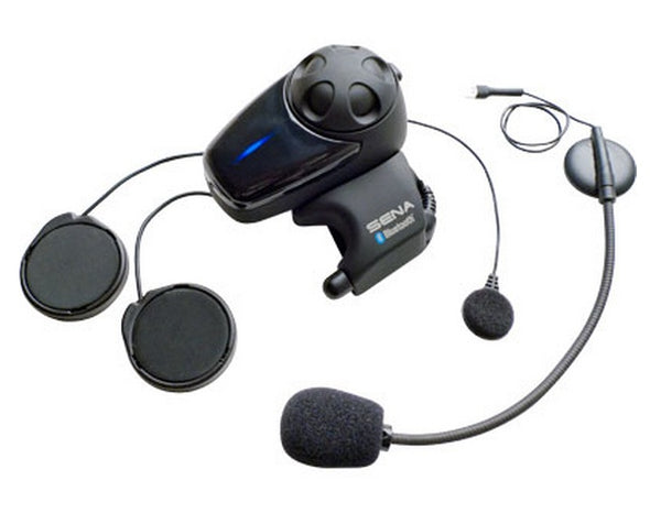 Sena SMH10 Bluetooth Stereo Headset and Intercom with Universal