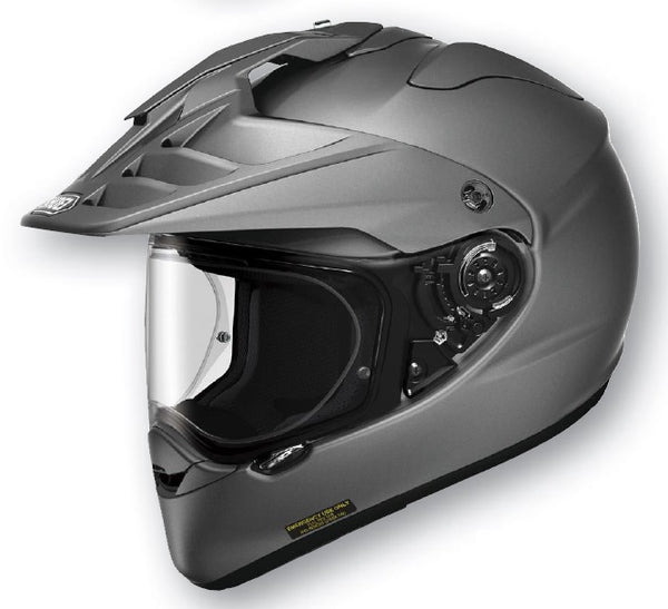 Shoei Hornet X2 Matte Deep Grey Helmet