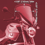 ZTechnik R1200R (06-10) VStream Tall/Wide Windshield Kit