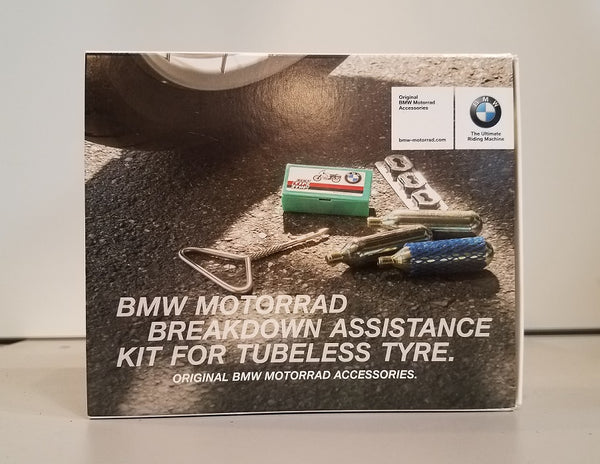 BMW Motorcycles Flat Tire Repair Kit