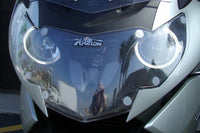 AeroFlow K1600 Series HLC Headlight Cover