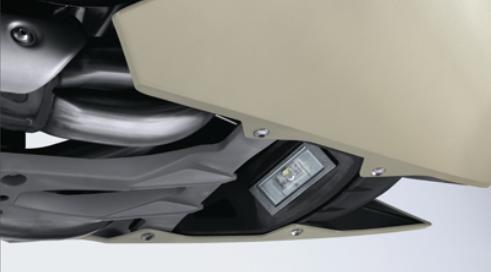 BMW K1600GTL|K1600GT Ground Lighting Kit