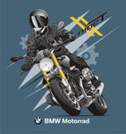 BMW Motorcycles RnineT Shirt