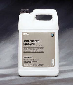 BMW Motorcycles Anti-Freeze & Coolant One Gallon