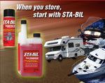STA-BIL Concentrated Fuel Stabilizer 4 oz