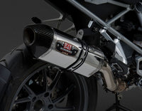 Yoshimura R1200GS WC (13-)|ADV WC (14-) R-77 Slip-On Exhaust