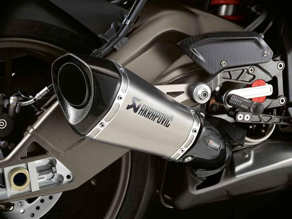 BMW S1000RR|S1000R HP Akrapovic Slip-On Exhaust