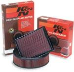 K&N F|Parallel Twin High-Flow Air Filter