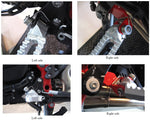 Suburban Machinery F800GS|F700GS|F650GS2 Low Peg Kit