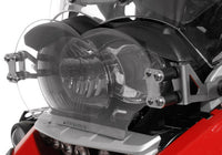 Touratech R1200GS|ADV Quick Release Plastic Headlight Guard w/Gl