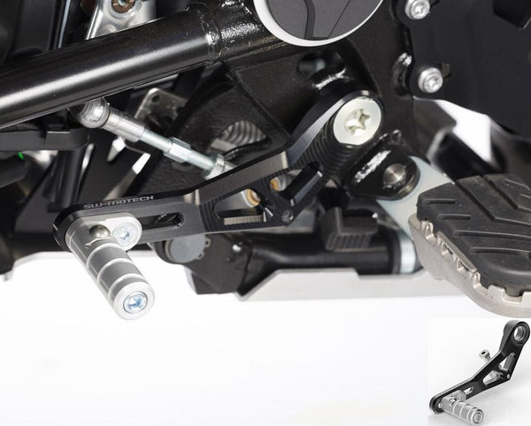 SW-Motech R1200GS WC (13-)|ADV WC (14-) Adjustable Folding Shift