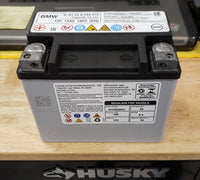 BMW Motorcycles AGM Battery 12volt 10AH