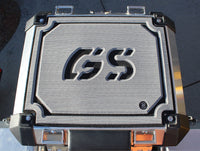 "TechSpec R1250GS|R1200GS WC ""Logo"" Aluminum Topcase Cover"