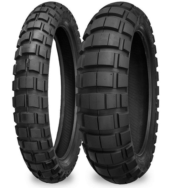 "Shinko 804 Adventure Trail ""Big Block"" Dual Sport 100/90-19"