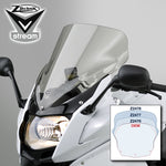 ZTechnik F800GT VStream Sport Touring Light Tint Windshield