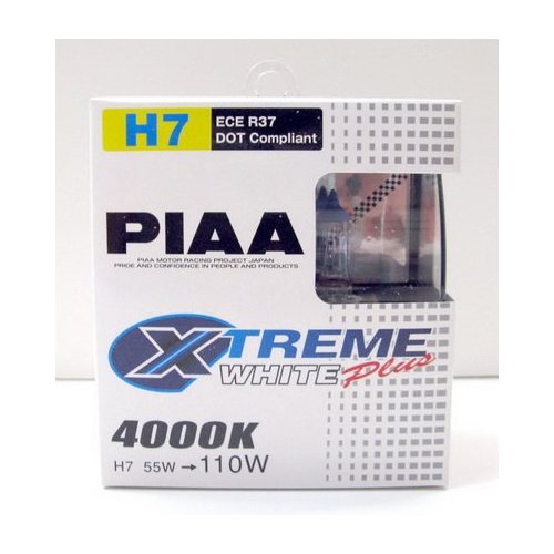 PIAA H7 Xtreme White Plus Bulb Kit