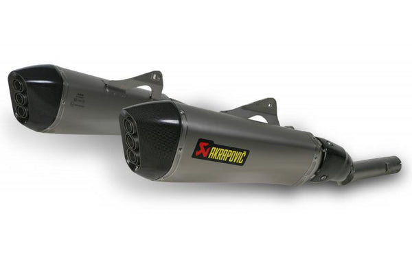 Akrapovic K1600GTL|K1600GT Slip-On Exhaust