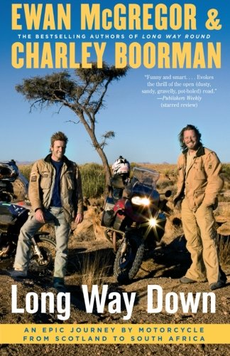 Long Way Down, The Illustrated Edition by Ewan McGregor and Char