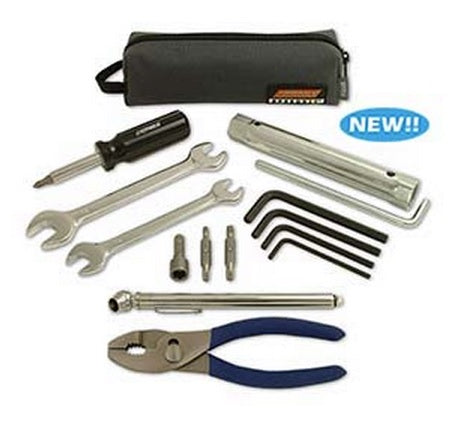 Cruz Tools Speedkit EU Motorcycle Tool Kit